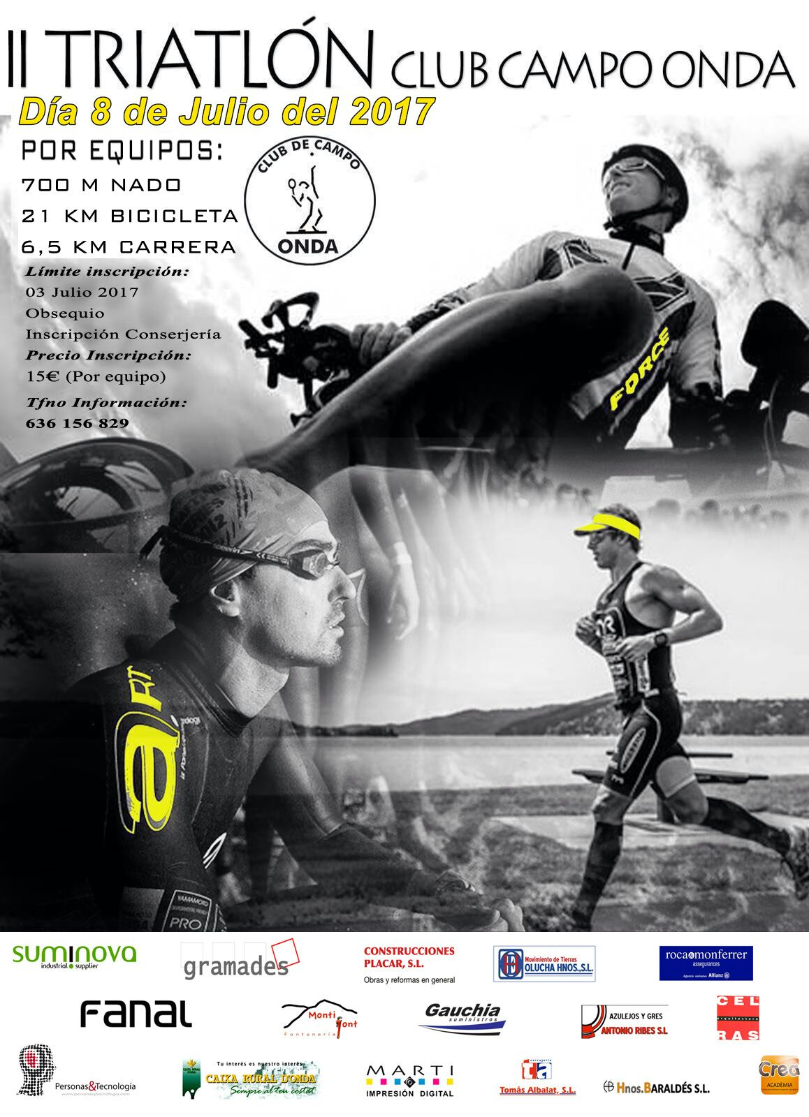 II Triatlon 2017