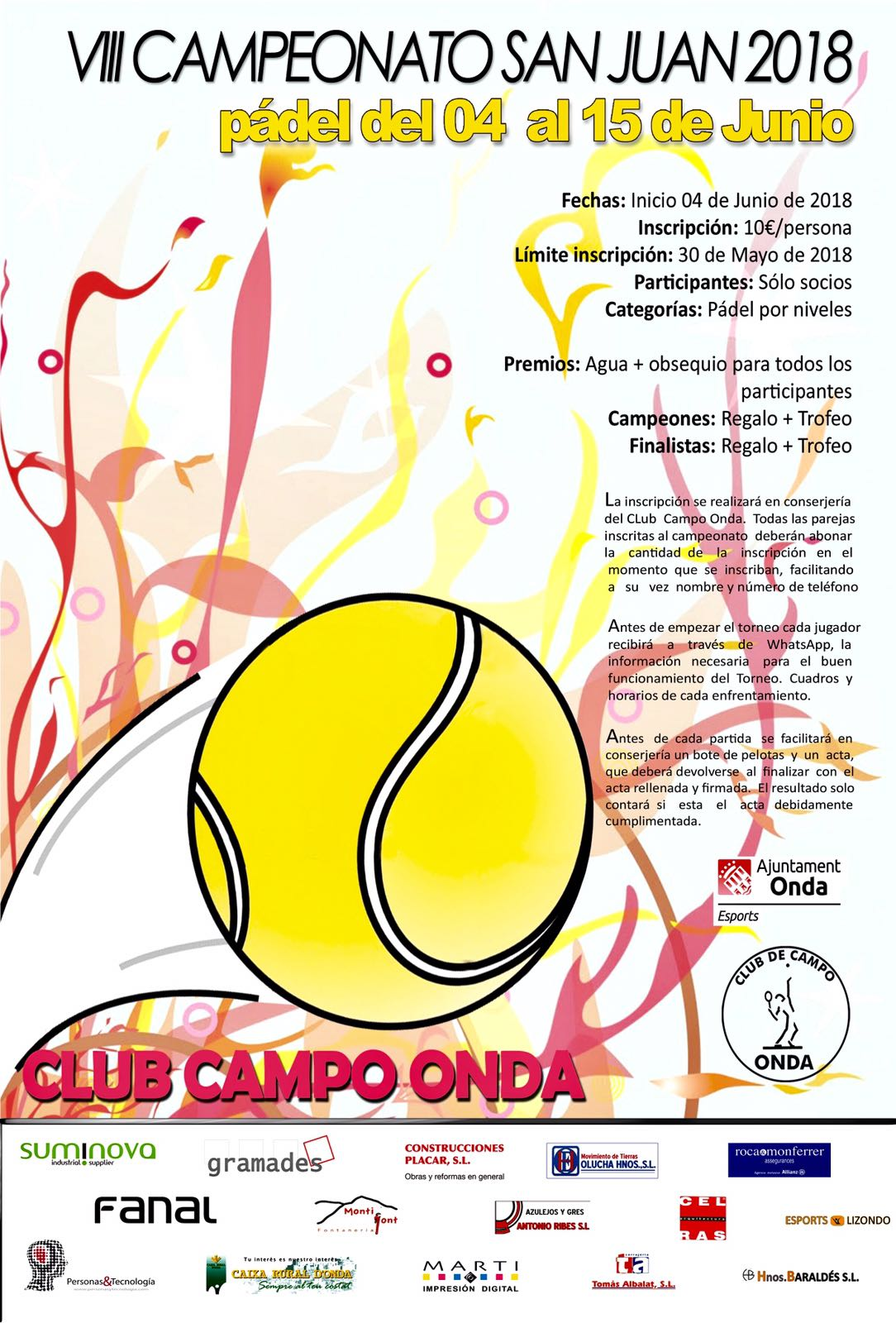 VIII Campeonato San Juan